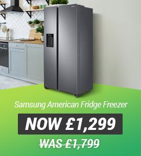Samsung RS68A8841S9 American Fridge Freezer