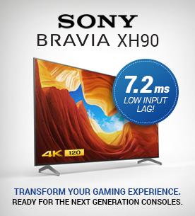 Sony Bravia XH90