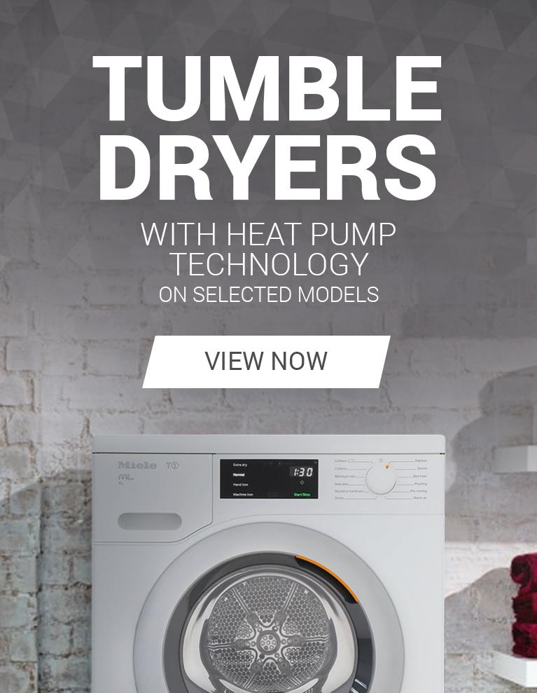 Huge Range Of Tumble Dryers