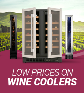 Low Price on Wine Coolers