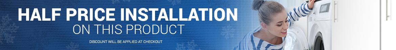 BSH Half Price Installation test