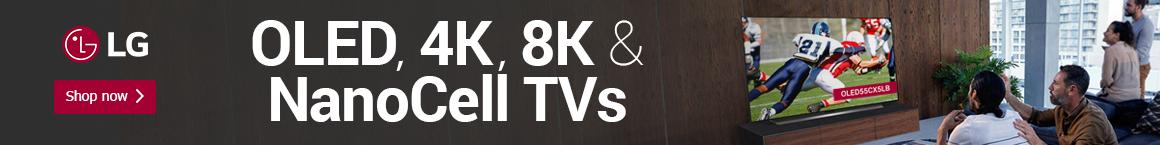 LG 4K 8K TVs