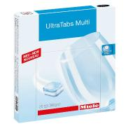Miele Ultra Tablets Multi 20 Dishwashing Care Collection