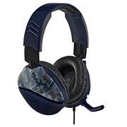 Turtle Beach Recon 70 Blue Camo Headset