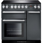 Rangemaster NEX90EISL/C Nexus 90 Induction Slate 90cm Electric Induction Range Cooker