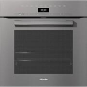 Miele H7464BP VitroLine Graphite Grey Single Built In Electric Oven