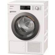Miele TCF640 WP Lotus White Condenser Dryer with Heat Pump Technology