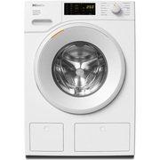 Miele WSD663 TwinDos Lotus White - Graphite Door Washing Machine