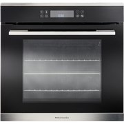 Rangemaster RMB60TZBL/SS Twin Zone Single Built In Electric Oven