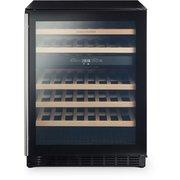 Rangemaster RDZ6046 Black Wine Cooler