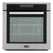Stoves SEB602MFC Stainless Steel Single Built In Electric Oven