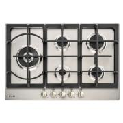 Stoves GHU75C Stainless Steel 5 Burner Gas Hob