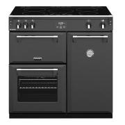 Stoves Richmond S900Ei Anthracite 90cm Electric Induction Range Cooker