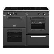 Stoves Richmond S1100Ei Anthracite 110cm Electric Induction Range Cooker