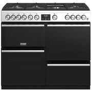 Stoves Precision Deluxe S1000G Stainless Steel 100cm Gas Range Cooker