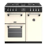 Stoves Richmond S900G Classic Cream 90cm Gas Range Cooker