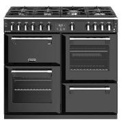 Stoves Richmond S1000G Black 100cm Gas Range Cooker