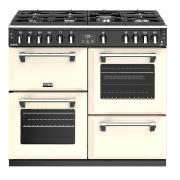 Stoves Richmond S1000G Classic Cream 100cm Gas Range Cooker
