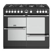 Stoves Sterling S1000G Black 100cm Gas Range Cooker