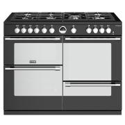 Stoves Sterling S1100G Black 110cm Gas Range Cooker