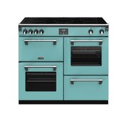 Stoves Richmond DX S1000Ei CB Country Blue 100cm Electric Range Cooker