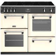 Stoves Richmond S1000Ei Classic Cream 100cm Electric Induction Range Cooker