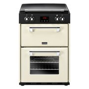 Stoves Richmond 600Ei Cream Induction Electric Cooker with Double Oven