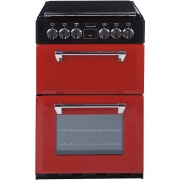 Stoves Richmond MiniRange 550E Jalapeno Electric Cooker with Double Oven