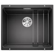 Blanco Etagon 500 U Silgranit® Puradur® Anthracite Undermount Sink