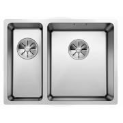 Blanco Andano 340/180-U Right Hand Bowl Stainless Steel Undermount Sink