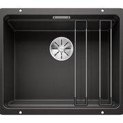 Blanco Etagon 500 U Silgranit® Puradur® Black Undermount Sink