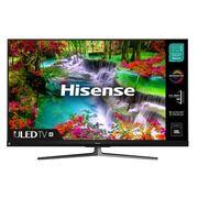 """Hisense U8QF 65U8QFTUK 65"""" ULED 4K Smart TV"""