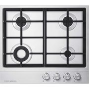 Fisher & Paykel Series 7 CG604DLPX1 LPG Hob