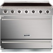 Falcon 900S Stainless Steel Chrome 90cm Electric Induction Range Cooker