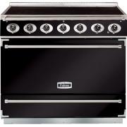 Falcon 900S Black Chrome 90cm Electric Induction Range Cooker