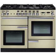 Rangemaster PROP110NGFCR/C Professional Plus Cream with Chrome Trim 110cm Gas Range Cooker