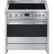 Smeg Opera A1PYID-9 90cm Electric Induction Range Cooker