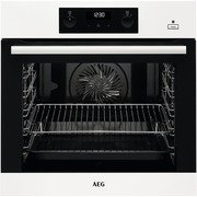AEG BEB355020W Single Built In Electric Oven