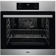 AEG BES255011M Single Built In Electric Oven
