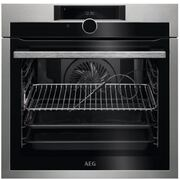 AEG BPE948730M Built-In Electric Single Oven