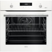 AEG BPS555020W Built-In Electric Single Oven