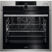 AEG BSE882320M SteamBoost Built-In Electric Single Oven