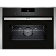 Neff N90 C18FT56H0B Compact Steam Oven