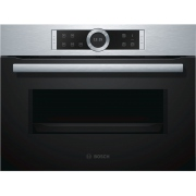 Bosch Serie 8 CFA634GS1B Built In Microwave
