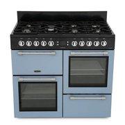 Leisure Cookmaster CK100F232B 100cm Dual Fuel Range Cooker