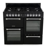 Leisure Cookmaster CK100F232K 100cm Dual Fuel Range Cooker