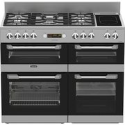 Leisure Cuisinemaster CS110F722X 110cm Dual Fuel Range Cooker