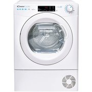 Candy CSO H9A2TE Condenser Dryer with Heat Pump Technology