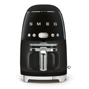 Smeg DCF02BLUK Retro Coffee Machine