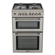 DeLonghi DDC 606-DF Dual Fuel Cooker with Double Oven